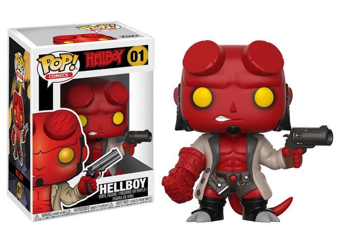 Pop! Comics: Hellboy - Hellboy