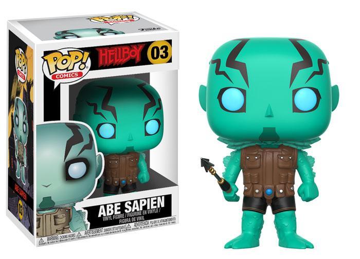 Pop! Comics: Hellboy - Abe Sapien