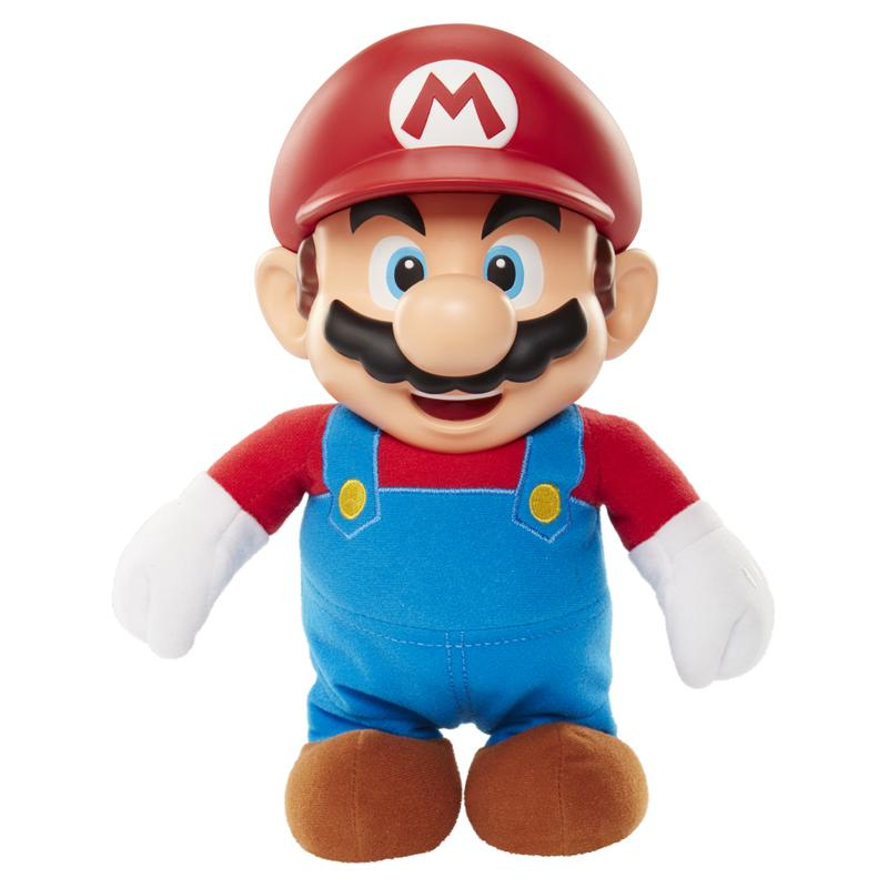 Nintendo Goomba Toys N Joys : Super mario jumping toy gamestop