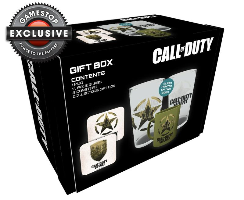 Call of Duty: WWII Gift Box [GameStop Exclusive]