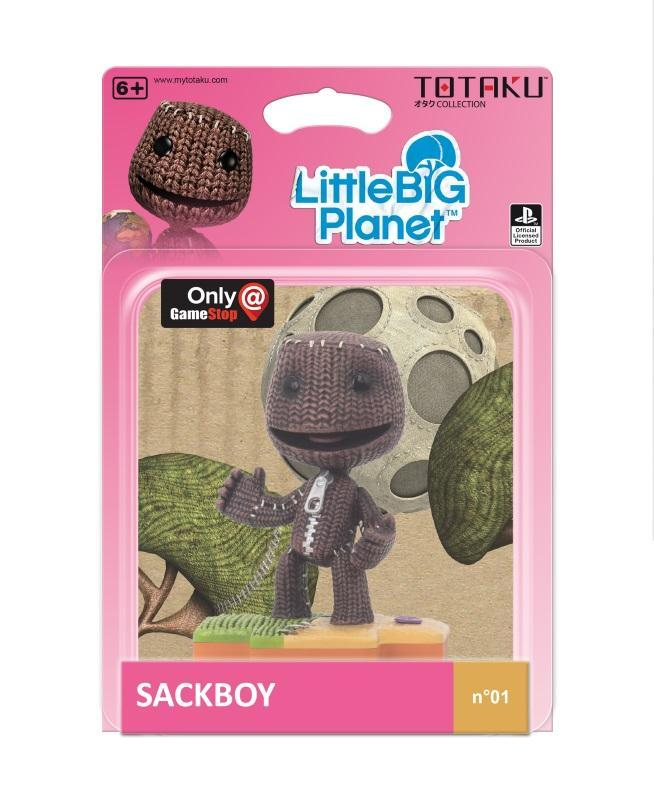TOTAKU™ Collection: Little Big Planet - Sack Boy [Endast Hos GameStop]