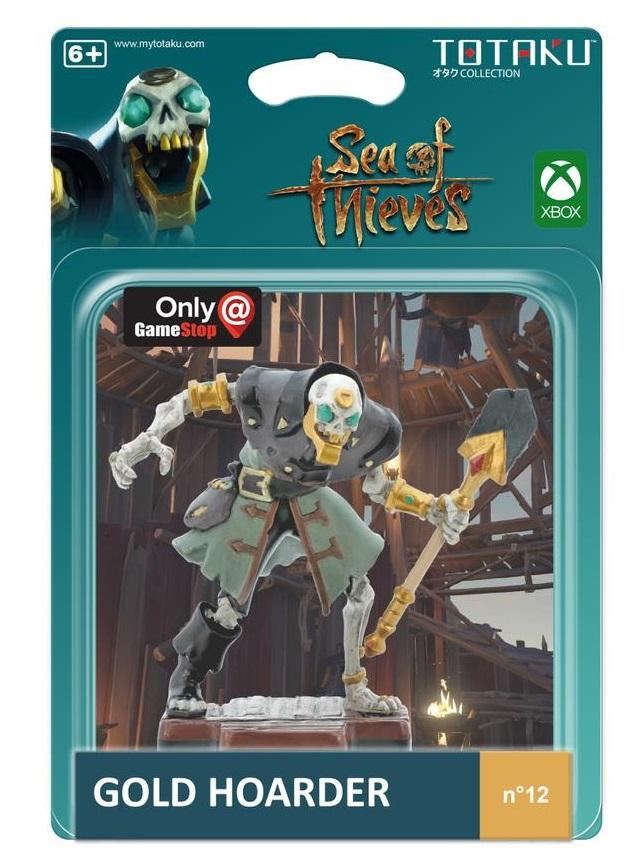 TOTAKU™ Collection: Sea of Thieves - Gold Hoarder [Endast Hos GameStop]