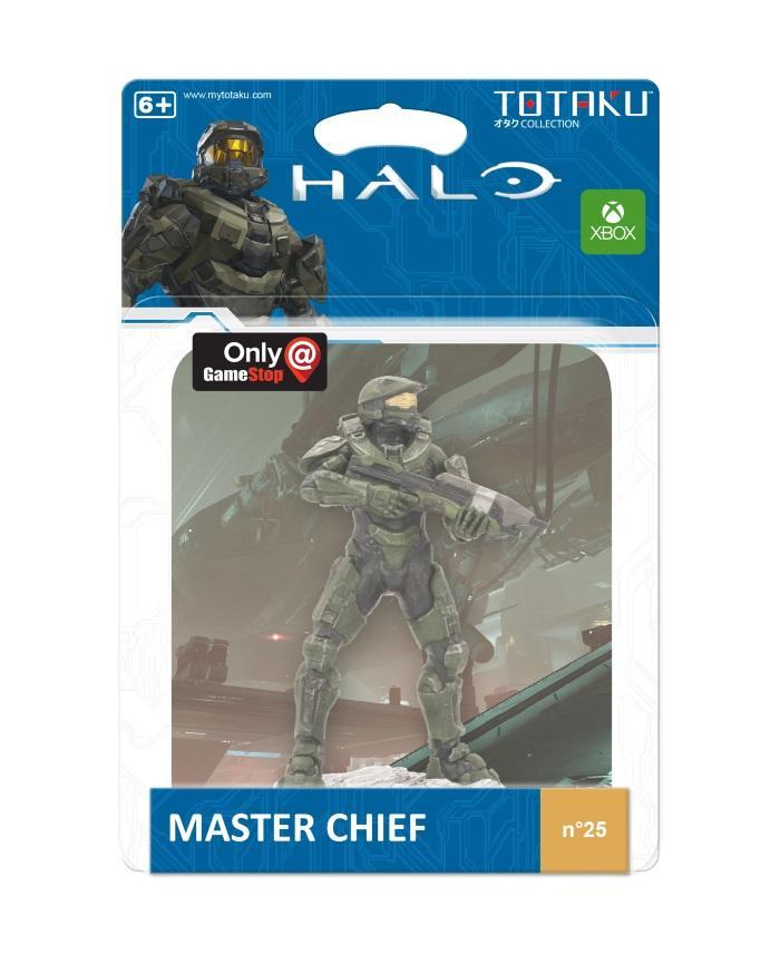 TOTAKU™ Collection: Halo - Master Chief [Endast Hos GameStop]