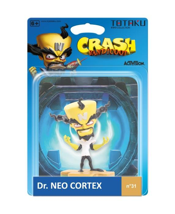 TOTAKU™ Collection: Crash Bandicoot - Dr. Neo Cortex [Endast Hos GameStop]
