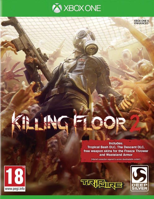 Killing floor 2 gamestop for Killing floor xbox one