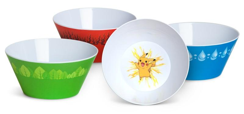 Pokémon: Cereal Bowl Set