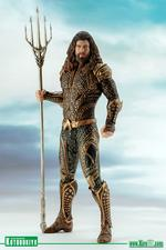 Justice League: Aquaman 1/10 Statue