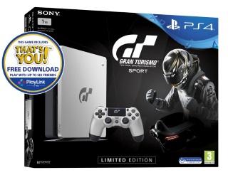 PlayStation®4 1TB Gran Turismo Sport Limited Edition Konsol