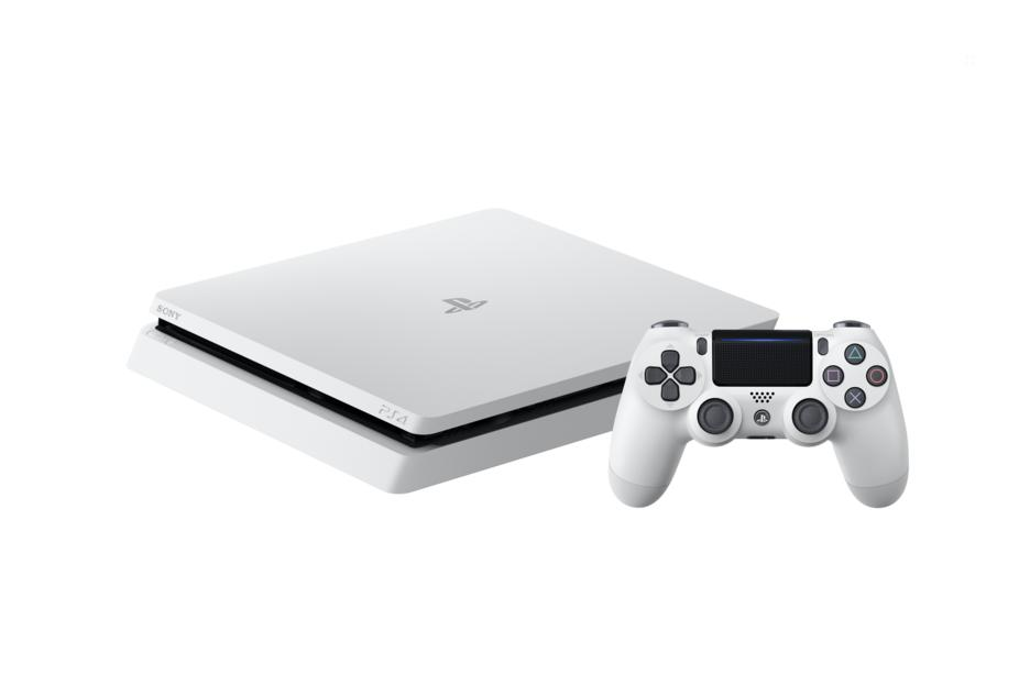 PlayStation®4 500GB White Konsol