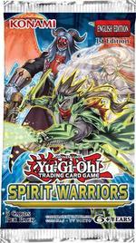 Yu-Gi-Oh! Spirit Warriors Booster Pack
