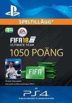FIFA 18 Ultimate Team - 1050 Points Till PS4