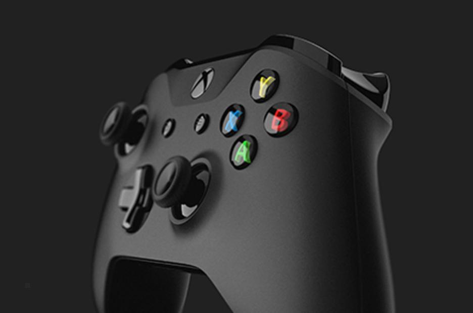 Xbox One X 1TB Konsol