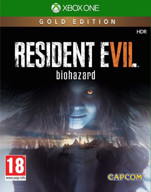 Resident Evil 7 Gold Edition GameStop Sverige