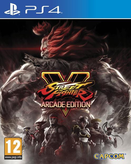 Street fighter v for playstation 4 | gamestop.