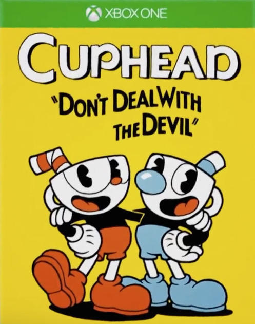 Cuphead Till Xbox One [DIGITAL]