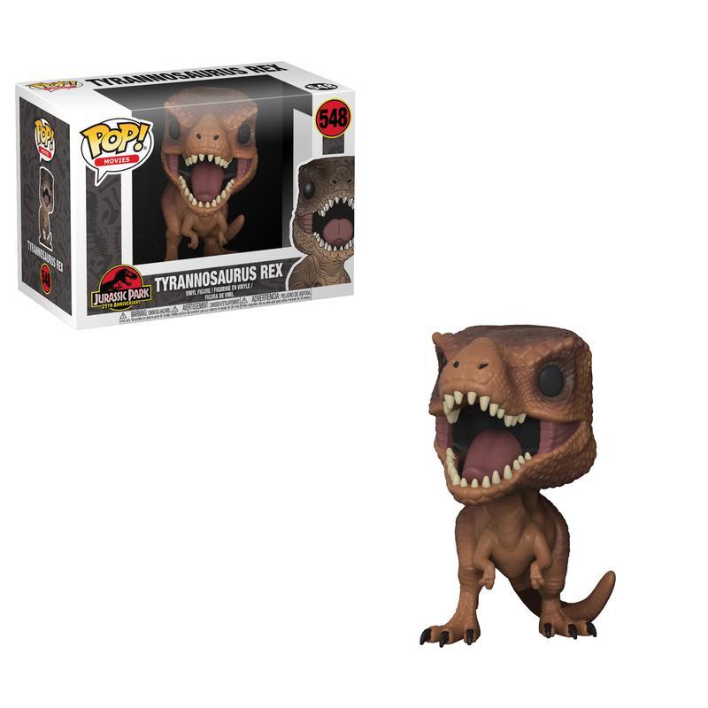 Pop! Games: Jurassic Park - Tyrannosaurus Rex