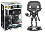 Pop! Star Wars: Rogue One - K2SO Battle Damaged