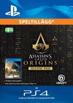 Assassins Creed Origins Season Pass for PS4