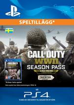 Call of Duty WWII Season Pass for PS4