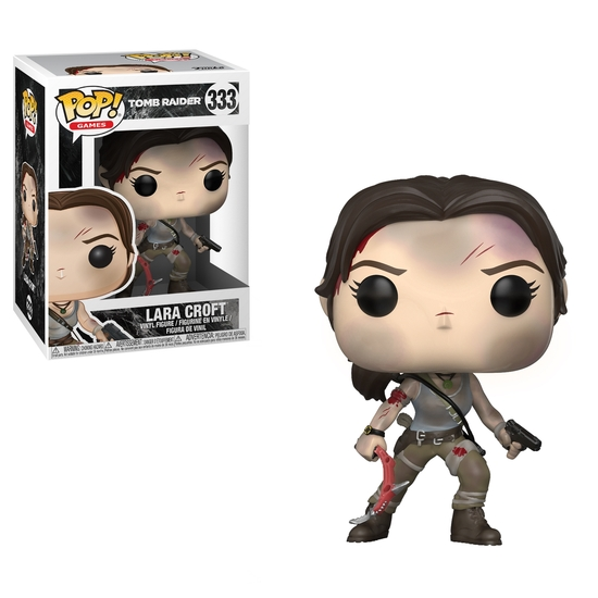 Pop! Games: Tomb Raider - Lara Croft