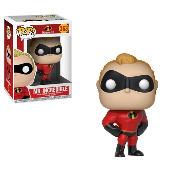 Pop! Disney: Incredibles 2 - Mr. Incredible