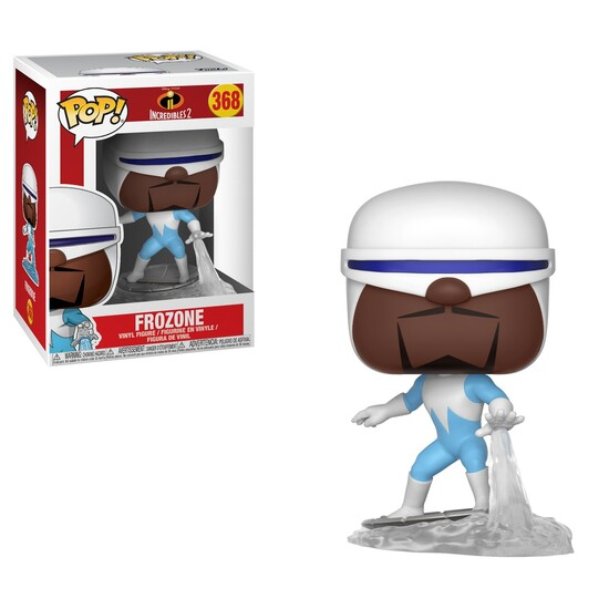 Pop! Disney: Incredibles 2 - Frozone