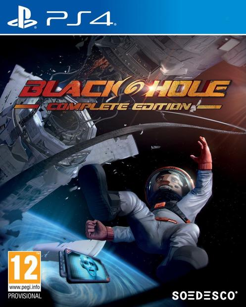 Bildresultat för black hole ps4 cover