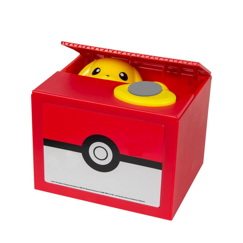 Pokémon: Pikachu Money Bank