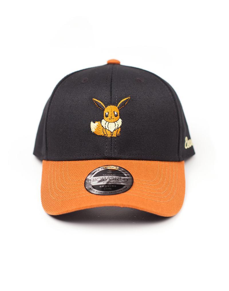 Pokémon: Eevee Curved Bill Cap