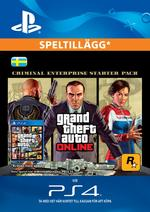 Grand Theft Auto V: Criminal Enterprise Starter Pack Till PS4