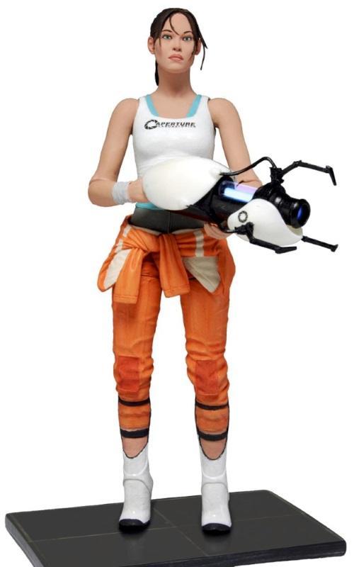 Portal 2: Chell 7″ Figure
