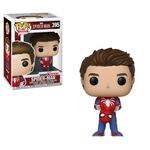Pop Games: Marvel's Spider-Man Series 1 - Spider-Man (Unmasked)