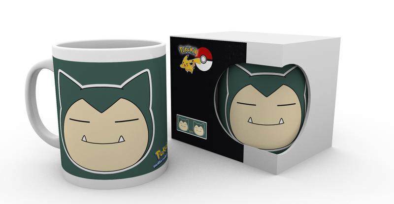 Pokémon: Snorlax Mug