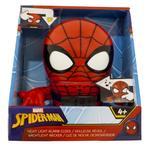 """Bulbbotz: Marvel Spider-Man Night Light Alarm Clock 5.5"""""""