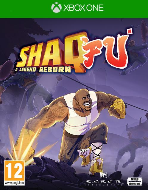 Shaq Fu A Legend Reborn Gamestop Sverige