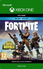 Fortnite - Deluxe Founder's Pack Till Xbox One