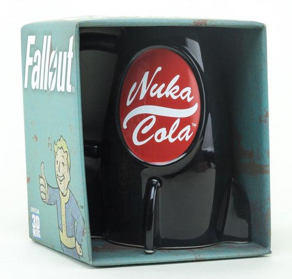 Fallout Nuka Cola Bottle 3D Mug