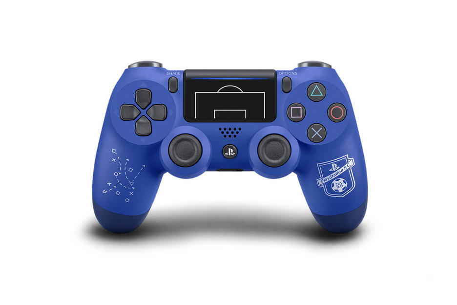 Dualshock®4 V2 UEFA Champions League Controller [Limited Edition]
