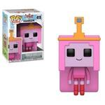Pop! Television: Adventure Time Minecraft - Princess Bubblegum