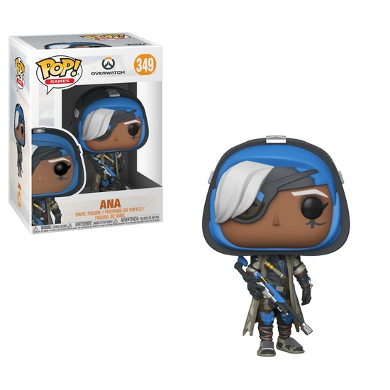 Pop! Games: Overwatch - Ana