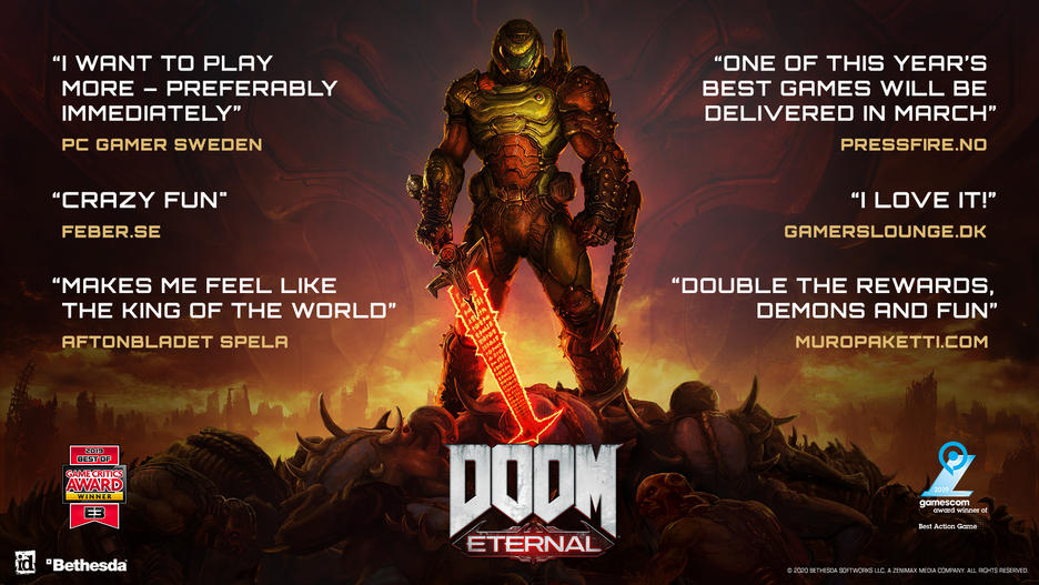 DOOM® Eternal™