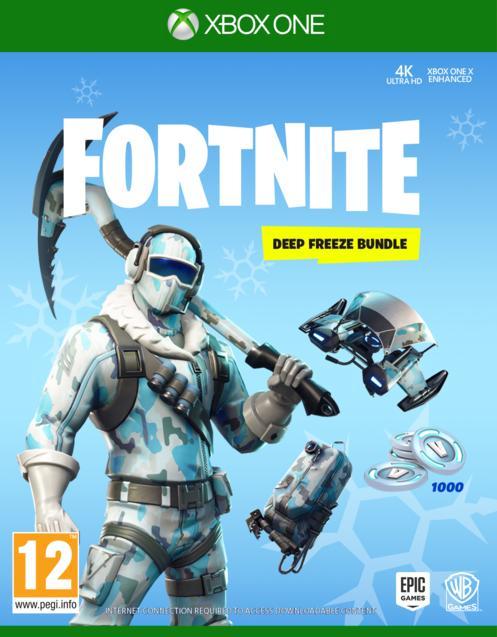 Fortnite: Deep Freeze Bundle Till Xbox One