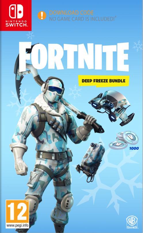 Fortnite: Deep Freeze Bundle Till Switch