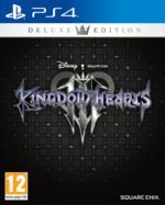 Kingdom Hearts 3 Deluxe