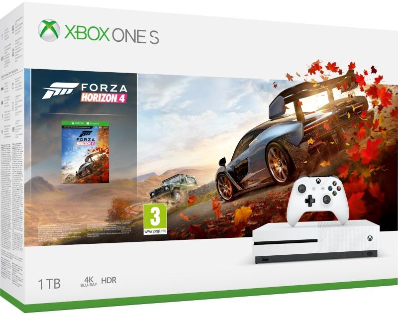 xbox one s 1tb konsol och forza horizon 4 gamestop sverige. Black Bedroom Furniture Sets. Home Design Ideas