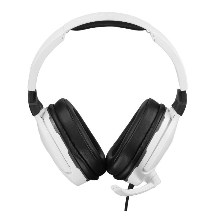 Turtle Beach® White Recon 200 Amplified Gaming Headset