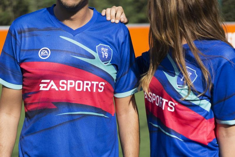 Fifa 19 Ultimate Team™ Jersey - Junior [GameStop Exclusive]