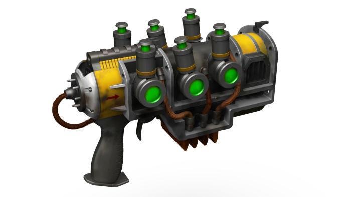 Fallout® 1:1 Plasma Pistol