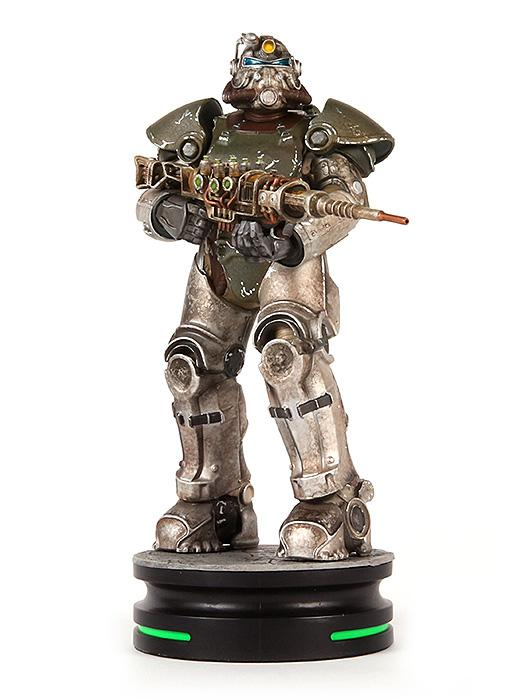 Fallout® T-51 Power Armor Statue - Modern Icons Series
