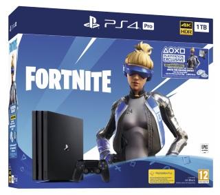 Playstation 4 Pro 1TB Console & Fornite